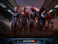 Mass Effect 3 - Wallpaper