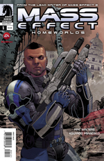 Mass Effect Homeworlds