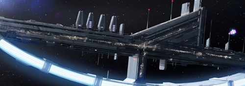Mass Effect Cerberus-Station