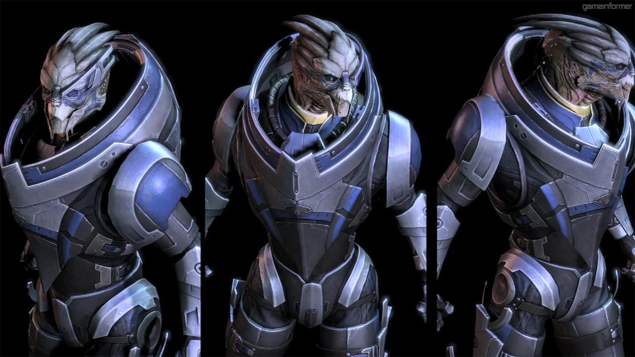 Mass Effect 3 Concept Art Masseffect Gamede