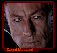 Zaeed Massani